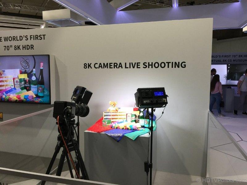 Sharp kamera 8K