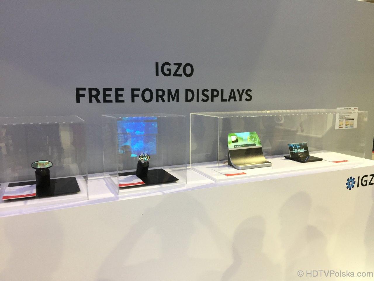 IGZO Sharp IFA 2017