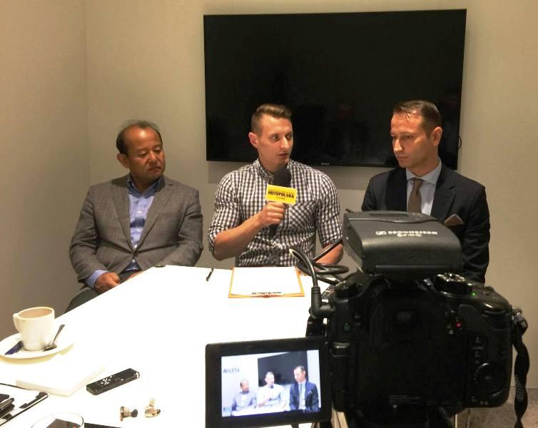 Wywiad Sony IFA 2017