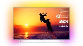 Philips PUS8102 TEST telewizora z podświetleniem Direct LED 2017 Ultra HD