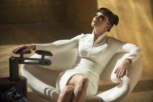 Blade Runner 2049 Luv Sylvia Hoeks