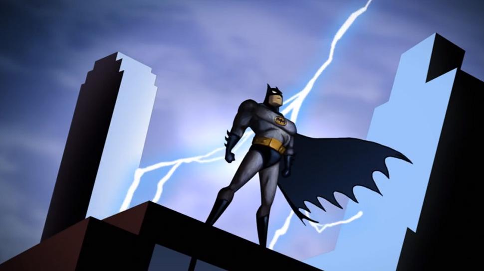 Batman: The Animated Series na Blu-ray w 2018