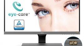 BenQ EW277HDR test pierwszego monitora PC z HDR i DCI P3
