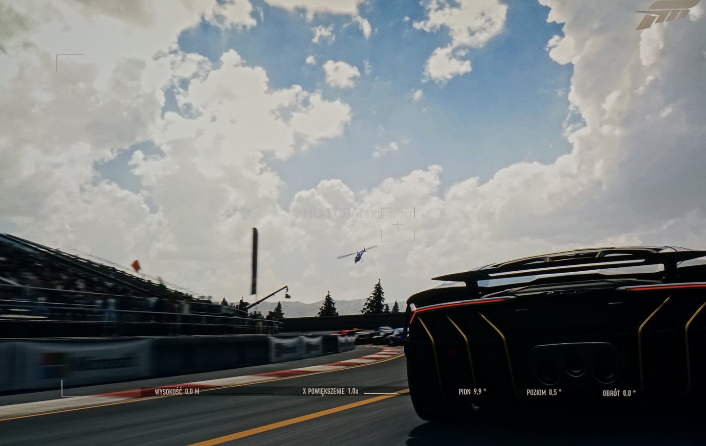 Forza 7 HDR