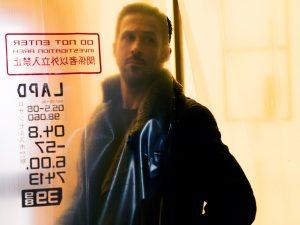 Blade Runner 2049 K Ryan Gosling
