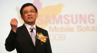 CEO firmy Samsung odchodzi