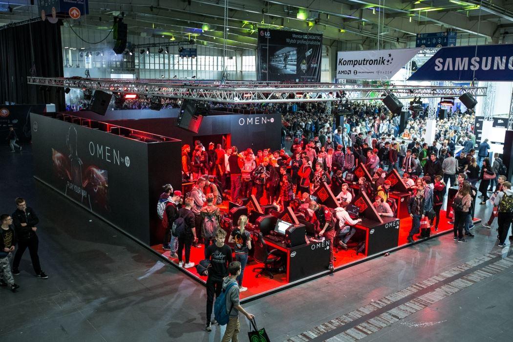 PGA 2017: HP podsumowuje Poznań Game Arena 2017 – emocjonujące turnieje, nowości dla graczy oraz tłumy fanów