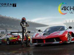 Forza Motorsport 7 jak ustawić HDR na PC