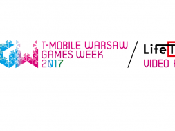 Logo T-Mobile Warsaw Games Week_LifeTube Video Fest