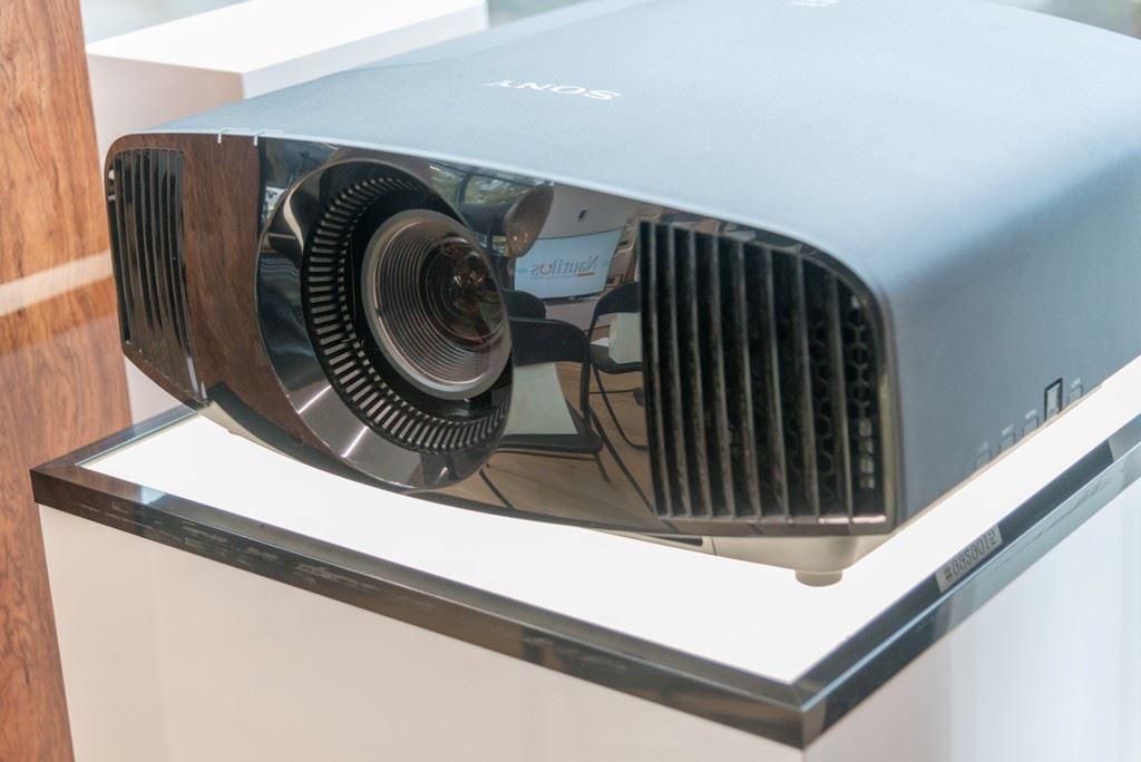 Sony VPL-VW360ES, TEST projektora Sony 2017 4K HDR (Ultra HD)