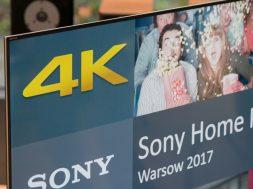 Premiera projektorów Sony Pro 2017