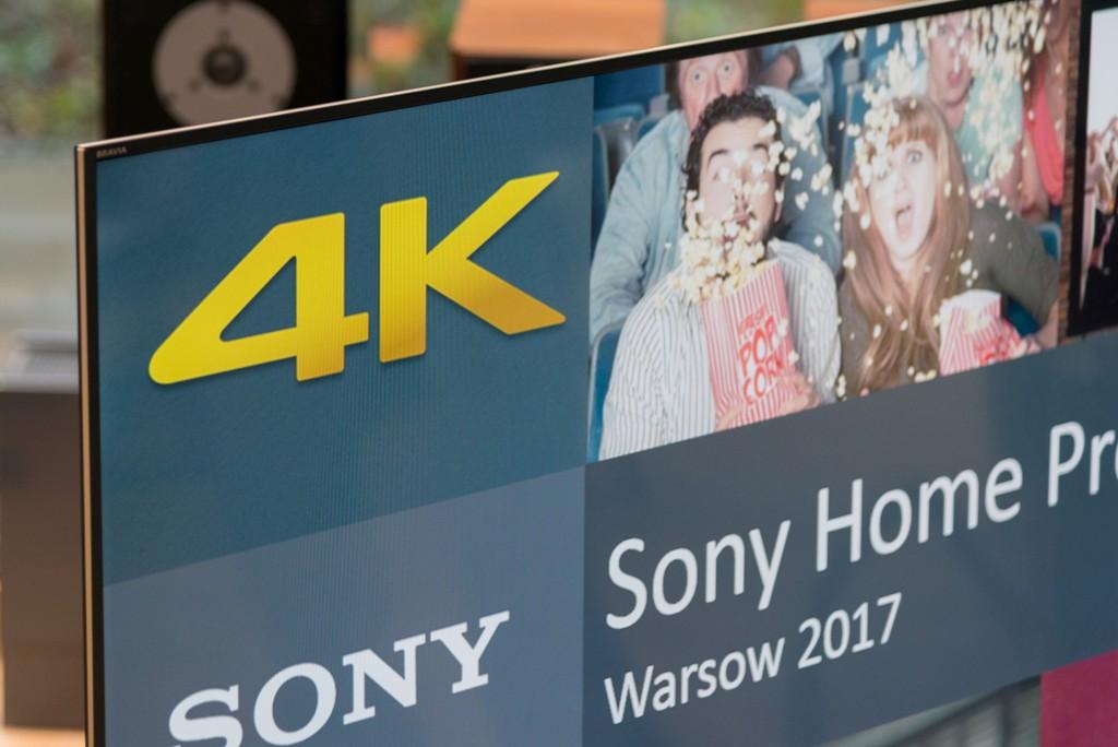 Polska premiera projektorów od Sony Professional 2017