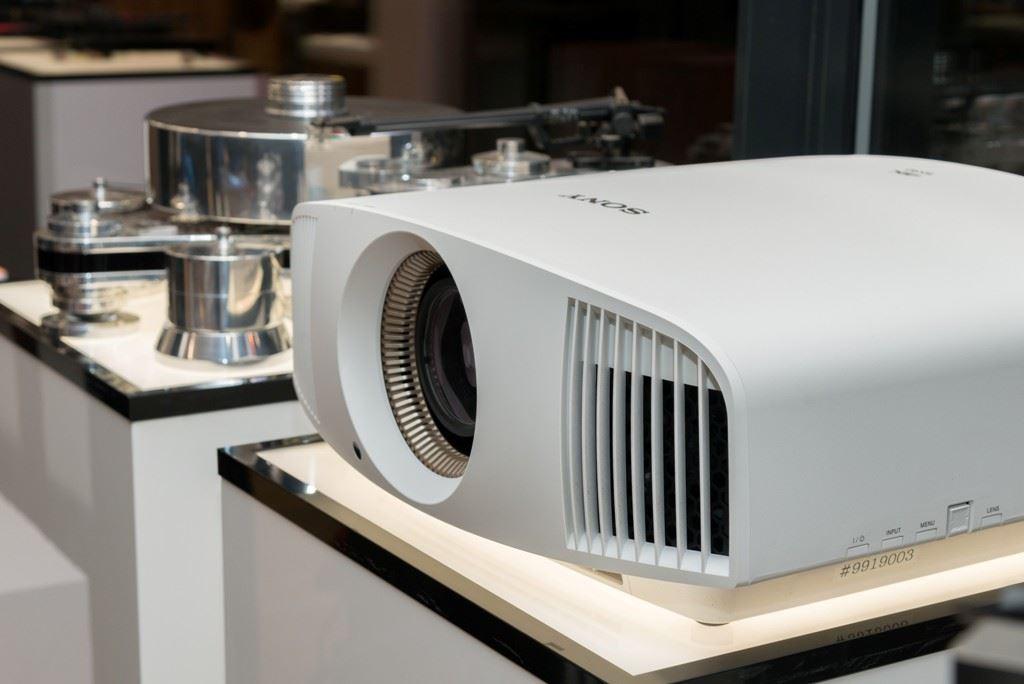 Sony VPL-VW260ES TEST najnowszego projektora 4K UHD