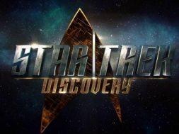 Star Trek Discovery grafika tytułowa
