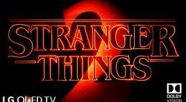 Stranger Things 2 TEST Dolby Vision kontra HDR10 na LG OLED TV. Porównanie.