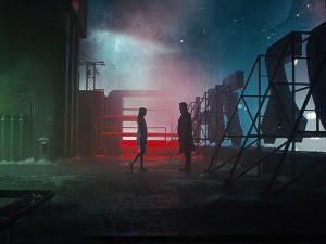Blade Runner 2049 reżyseria Dennis Villeneuve występują Ryan Gosling Harrison Ford
