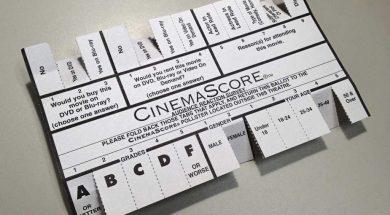 cinemascore top 20 najgorszych filmów