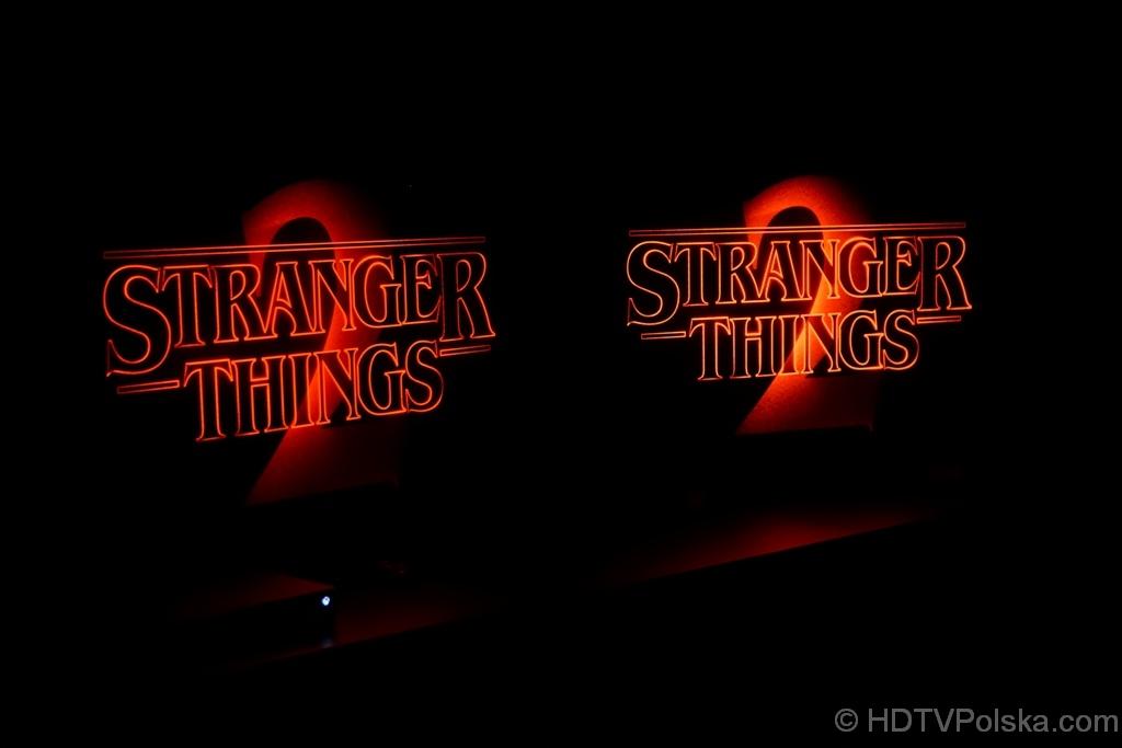 Stranger Things Sezon 2 Dolby Vision