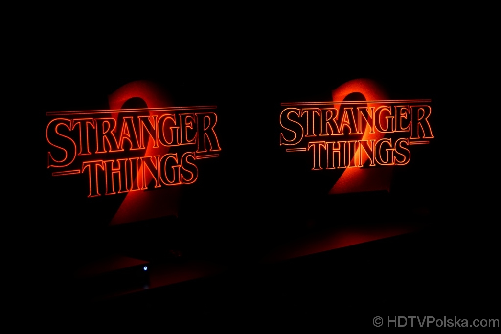 Stranger Things Sezon 2 Dolby Vision