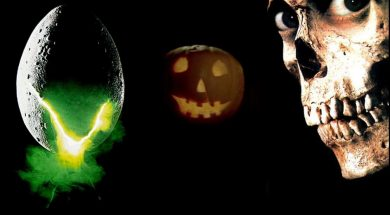 halloween final collage