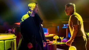 Blade Runner 2049 Officer K Ryan Gosling Rick Deckard Harrison Ford