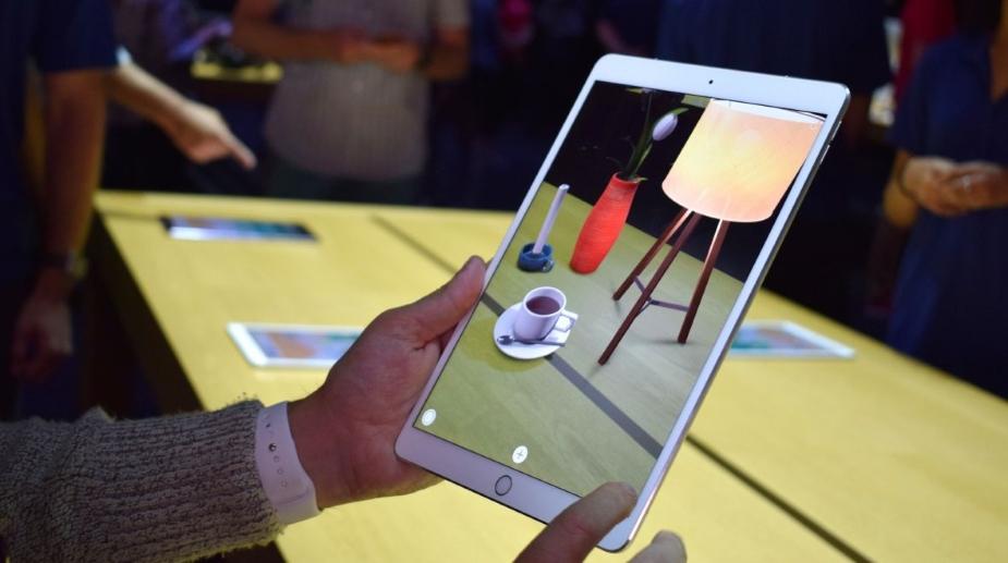 Zestaw AR firmy Apple w sprzedaży od 2020?