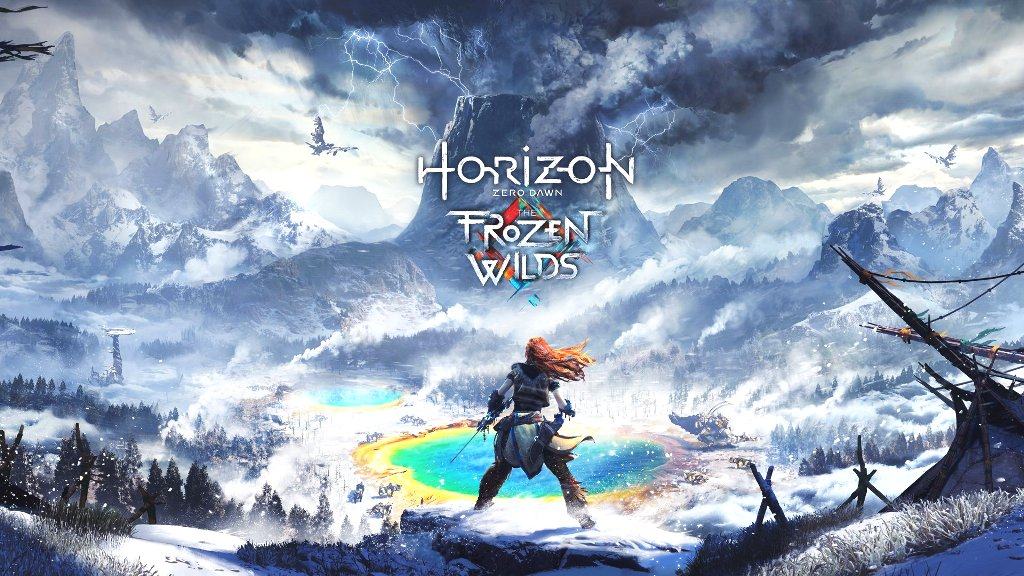 Horizon Zero Dawn: The Frozen Wilds – recenzja gry PS4 i PS4 Pro (Ultra HD 4K HDR)