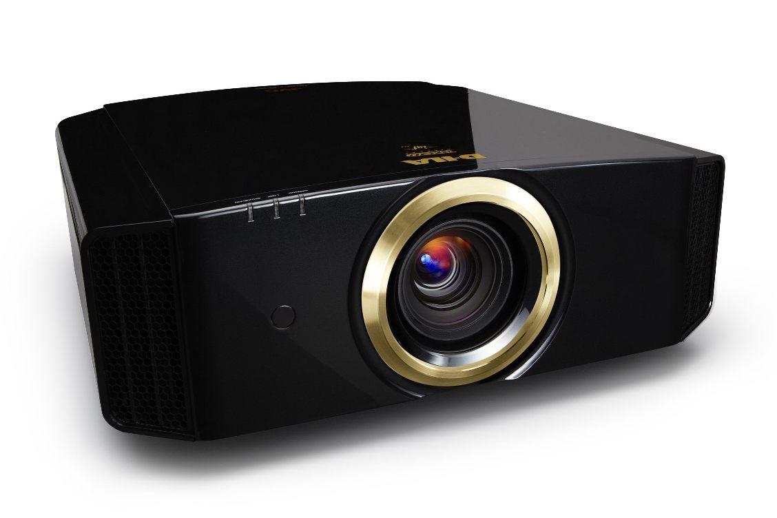 JVC DLA-RS540 TEST projektora 4K na 2018, z eShift 5, Ultra HD i HDR