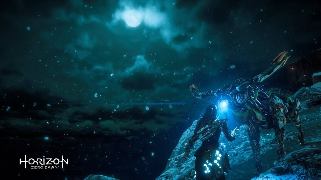 Recenzja Horizon Zero Dawn: The Frozen Wilds