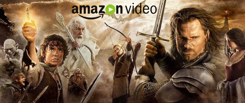 Oficjalne: serial Władca Pierścieni zagości na Amazon Video