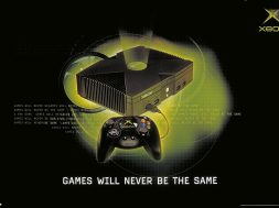 Xbox Game Console Poster