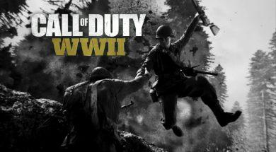Okładka COD WW2