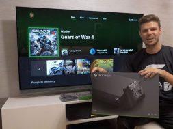 Xbox One x z LG OLED TV poradnik