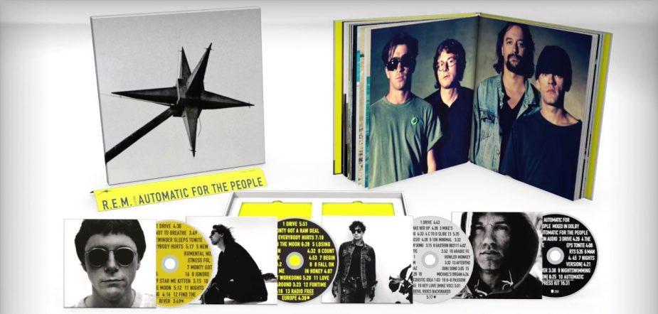 """Automatic for the People"" R.E.M. – pierwszy album w Dolby Atmos"