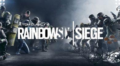 Rainbow Six Siege okładka