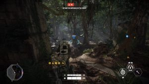 Star Wars Battlefront II 4K UHD HDR Xbox One X