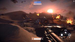 Star Wars Battlefront II 4K UHD HDR Xbox One X