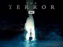 The Terror AMC okładka