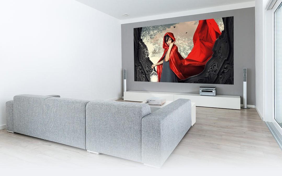Epson EH-TW5650 TEST najtańszego, polecanego projektora do kina domowego, sportu i gier