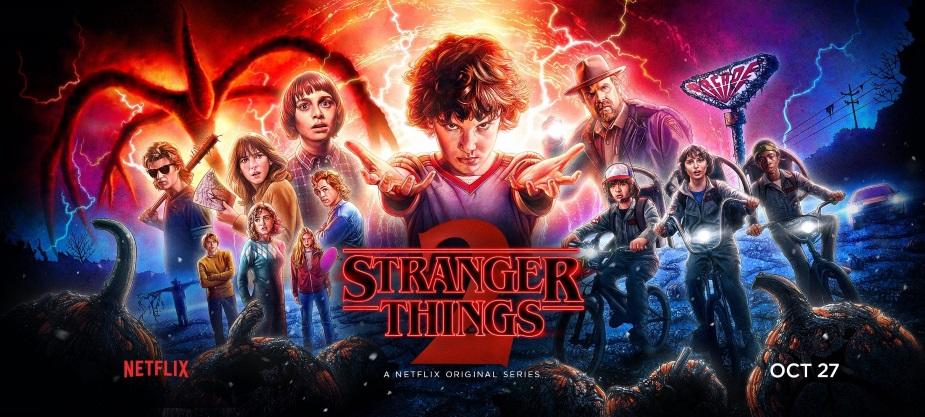 Stranger Things – recenzja sezonu drugiego