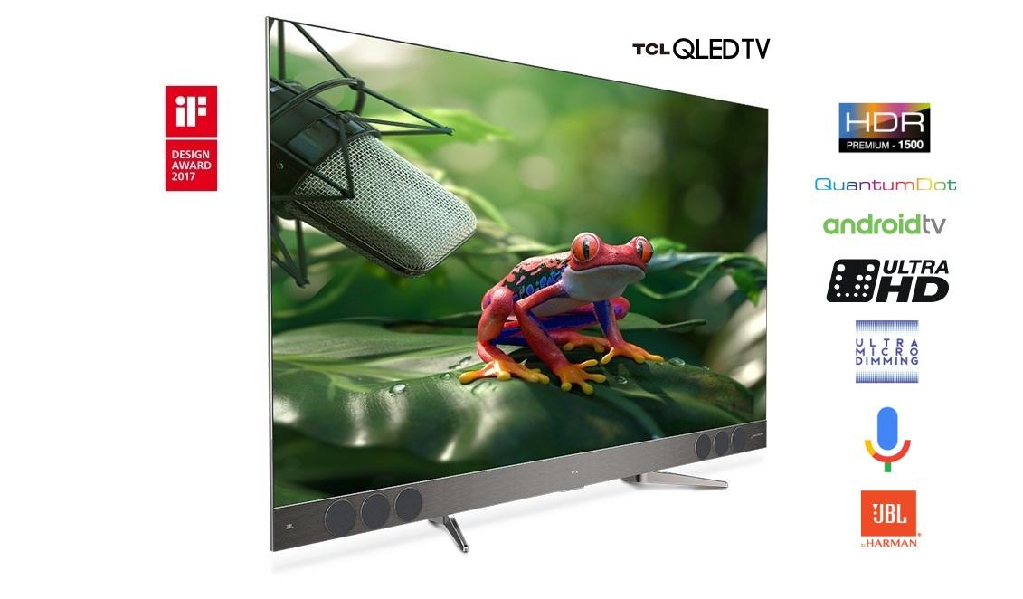 TCL QLED X9006 (Xess X2) | TEST | Flagowy telewizor Ultra HD marki TCL