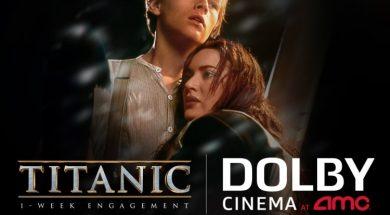 Titanic Dolby Vision