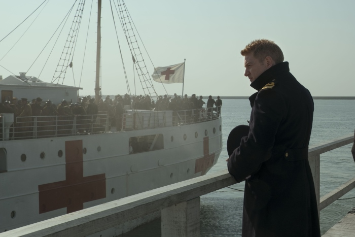 Dunkierka BD 18 grudnia Christopher Nolan