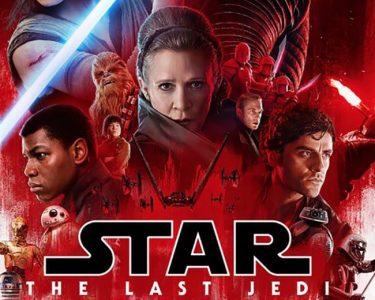 Gwiezdne Wojny Ostatni Jedi plakat