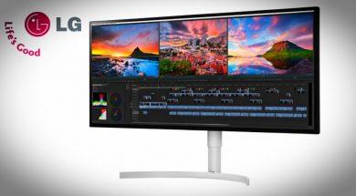 "LG 34"" 5K HDR ultrapanoramiczny"