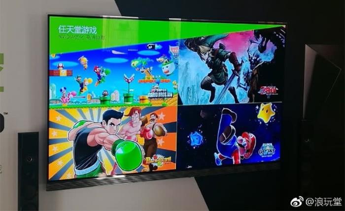 Nvidia Shield Nintendo