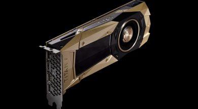Nvidia TITAN V okładka