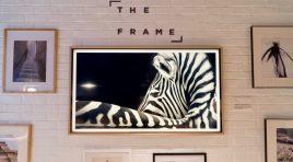 Telewizor czy obraz na płótnie? TEST Samsunga The Frame!