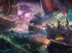 Sea of Thieves okładka