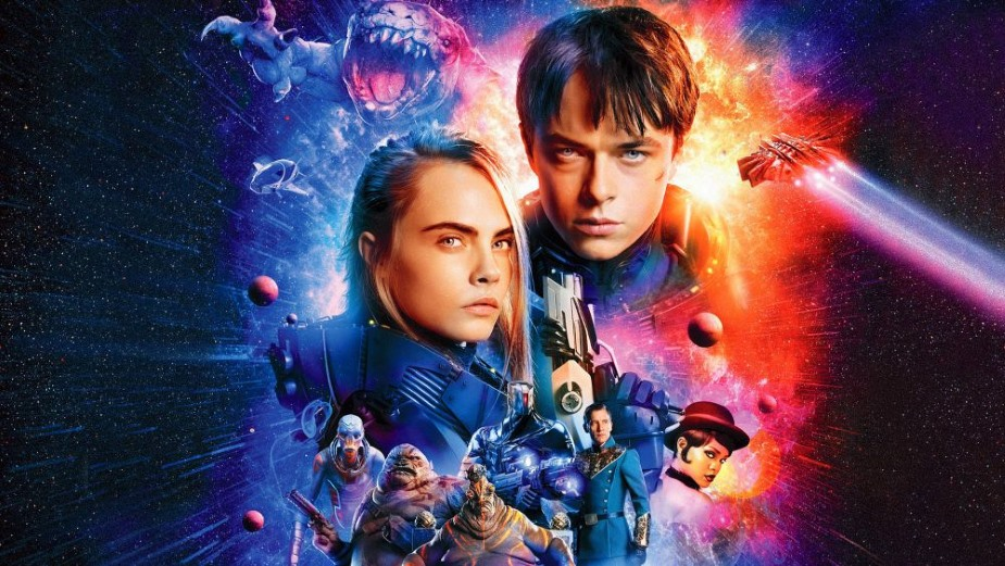 Valerian i Miasto Tysiąca Planet od dziś w Polsce na Blu-ray